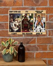 Accountant Dont Even Ask PDN-nna 17x11 Poster poster-landscape-17x11-lifestyle-23