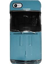Car Chev 1966 Chevel SS 396 Marina Blue PDN-dqh Phone Case i-phone-8-case