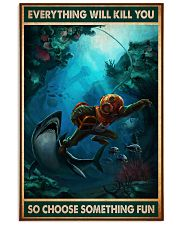 Diving Choose ST Fun PDN-NTH 11x17 Poster front