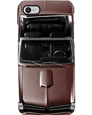 Car Pon 1965 GTO 2 Burgundy Red PDN-dqh Phone Case i-phone-8-case