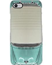 Car 1955 Chevy Green PDN-dqh Phone Case i-phone-8-case