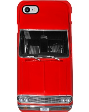 Car Chev 1964 Chevel Ember Red PDN-dqh Phone Case i-phone-8-case