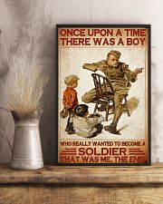 Once Upon A Time Soldier poster 11x17 Poster lifestyle-poster-3