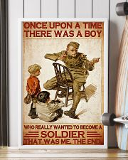 Once Upon A Time Soldier poster 11x17 Poster lifestyle-poster-4