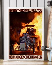 Drag Racing Choose ST Fun6 PDN-DQH 24x36 Poster lifestyle-poster-4