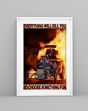 Drag Racing Choose ST Fun6 PDN-DQH 24x36 Poster lifestyle-poster-5