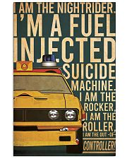 Flm Max Im A Fuel Injected PDN-dqh 11x17 Poster front