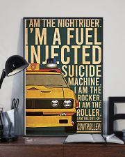 Flm Max Im A Fuel Injected PDN-dqh 11x17 Poster lifestyle-poster-2