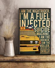 Flm Max Im A Fuel Injected PDN-dqh 11x17 Poster lifestyle-poster-3