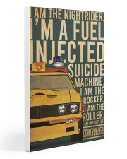 Flm Max Im A Fuel Injected PDN-dqh 20x30 Gallery Wrapped Canvas Prints thumbnail