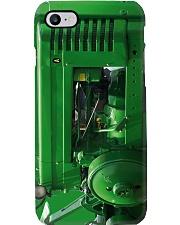 Tractor Joh Der Model A PDN-ntv Phone Case i-phone-8-case