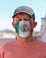Mexico Made In Code Cloth Face Mask - 3 Pack aos-face-mask-lifestyle-06