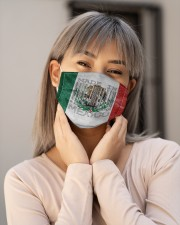 Mexico Made In Code Cloth Face Mask - 3 Pack aos-face-mask-lifestyle-17