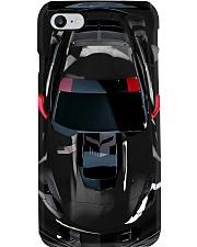 Car Chev C7 Corvet PDN Black NNA Phone Case i-phone-8-case