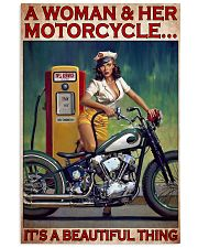 Motorcycle Hale Its A Beautiful Thing PDN  24x36 Poster front