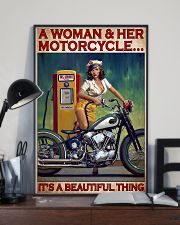 Motorcycle Hale Its A Beautiful Thing PDN  24x36 Poster lifestyle-poster-2