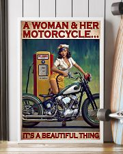 Motorcycle Hale Its A Beautiful Thing PDN  24x36 Poster lifestyle-poster-4