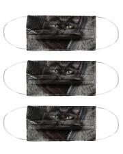 Cat Black Fur PC-NTH Mask tile