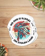 Native Stolen Land Sticker - 6 pack (Vertical) aos-sticker-6-pack-vertical-lifestyle-front-07