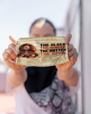 The older Ginger Cloth Face Mask - 3 Pack aos-face-mask-lifestyle-07