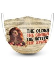 The older Ginger Masks tile