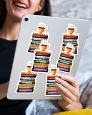 OL Book Stk Sticker - 6 pack (Vertical) aos-sticker-6-pack-vertical-lifestyle-front-12