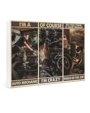 Auto Mechanic Sane Person PDN-dqh Gallery Wrapped Canvas Prints tile