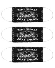 Hockey Jesus Save Cloth Face Mask - 3 Pack front