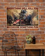 Drag Racing Choose ST Fun 9 PDN-DQH  36x24 Poster poster-landscape-36x24-lifestyle-20