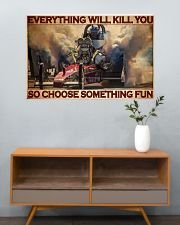 Drag Racing Choose ST Fun 9 PDN-DQH  36x24 Poster poster-landscape-36x24-lifestyle-21