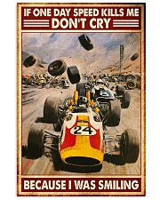Grahm Hill Indianapol 500 If one day pt mttn-nna 11x17 Poster front