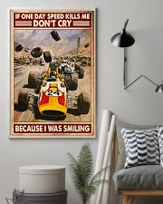 Grahm Hill Indianapol 500 If one day pt mttn-nna 11x17 Poster lifestyle-poster-1