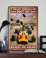 Grahm Hill Indianapol 500 If one day pt mttn-nna 11x17 Poster lifestyle-poster-2