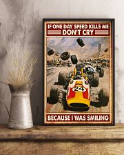 Grahm Hill Indianapol 500 If one day pt mttn-nna 11x17 Poster lifestyle-poster-3