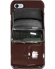Car Pon 1967 GTO Burgundy Black Top PDN-dqh Phone Case i-phone-8-case