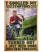 Farmer Tractor My Symptom 11x17 Poster front