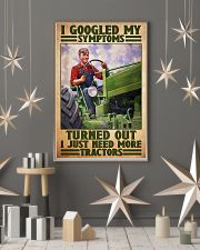 Farmer Tractor My Symptom 11x17 Poster lifestyle-holiday-poster-1
