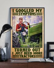 Farmer Tractor My Symptom 11x17 Poster lifestyle-poster-2