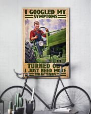 Farmer Tractor My Symptom 11x17 Poster lifestyle-poster-7