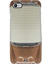 Car 1955 Chevy Tan Poly PDN-dqh Phone Case i-phone-8-case