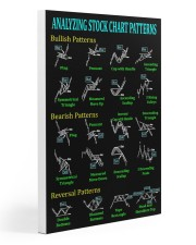 Analyzing Stock Chart Patterns pt lqt ngt 20x30 Gallery Wrapped Canvas Prints front
