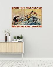rafting choose fun dvhd -ntv 36x24 Poster poster-landscape-36x24-lifestyle-01