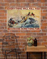 rafting choose fun dvhd -ntv 36x24 Poster poster-landscape-36x24-lifestyle-20