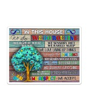 Autism In This House YS Sticker tile