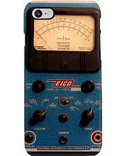 Electrician Multimeter PC Phone Case i-phone-8-case