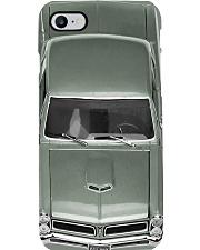 Car Pon 1965 GTO Palmetto Green PDN-dqh Phone Case i-phone-8-case