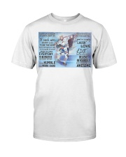 Hockey Today Is A Good Day PDN ngt Premium Fit Mens Tee thumbnail