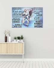 Hockey Today Is A Good Day PDN ngt 36x24 Poster poster-landscape-36x24-lifestyle-01