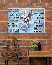 Hockey Today Is A Good Day PDN ngt 36x24 Poster poster-landscape-36x24-lifestyle-20