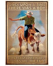 Rodeo Boy OUAT 11x17 Poster front